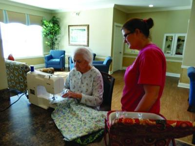 The Arbors uses 'Best Friends Approach' for Alzheimer's residents