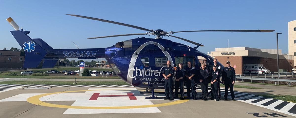 Life Net air base celebrating one year at Parkland Health Center