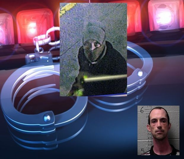 Arrest made in burglary of Minit Mart