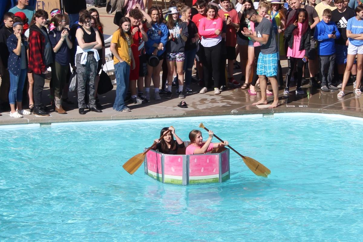 FMS Boat Float returns to water park
