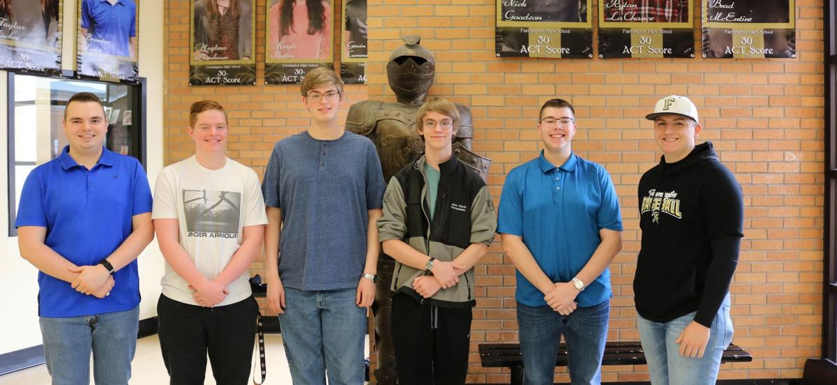 Students Selected For Boys State