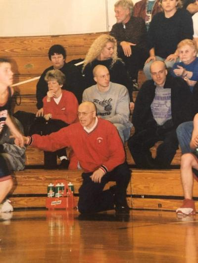 Central alumni game honors Coach Mills