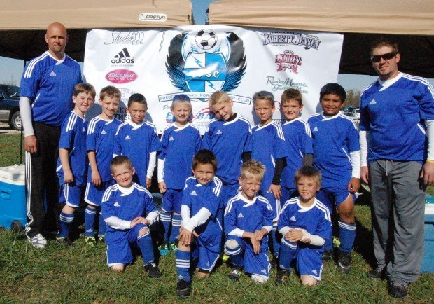Fredericktown Force Soccer Team Democrat News