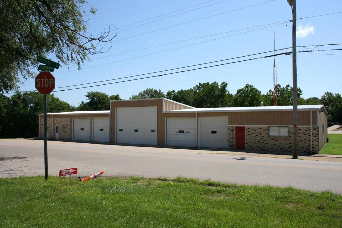 Dedication Saturday for new firehouse