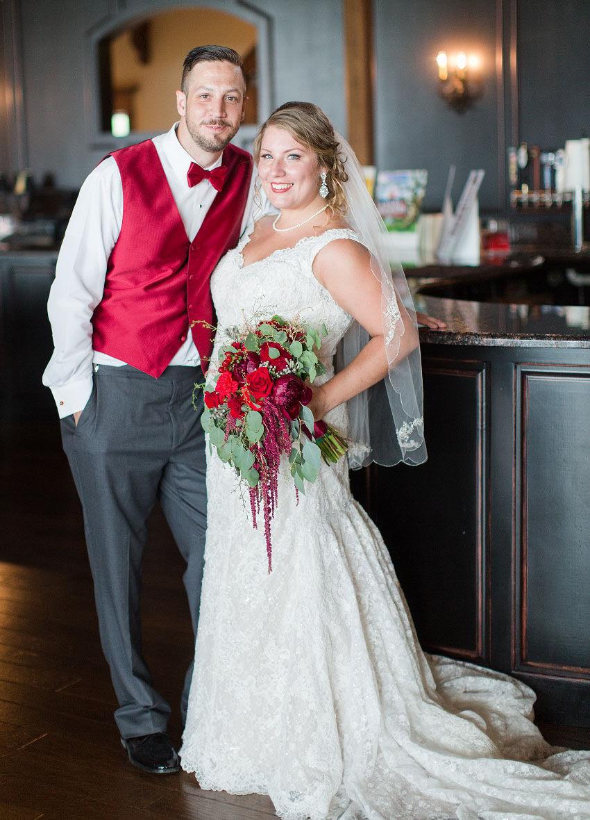 Montgomery/Ferguson wed