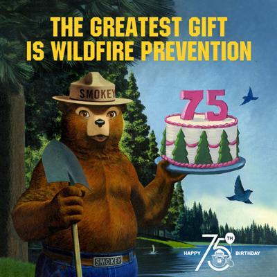 Smokey Bear Birthday