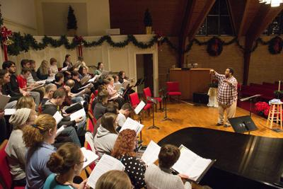 MAC Winter Choral Concert Dec. 14