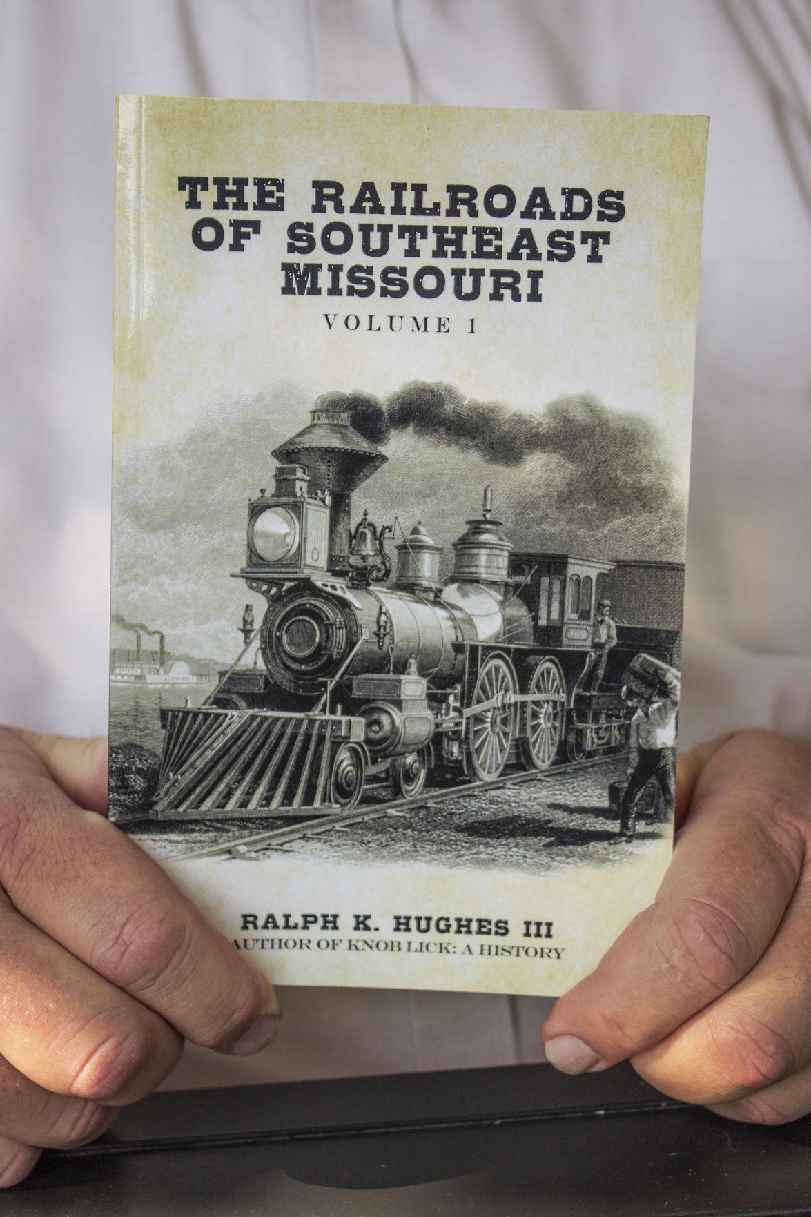 Book recalls magic of trains