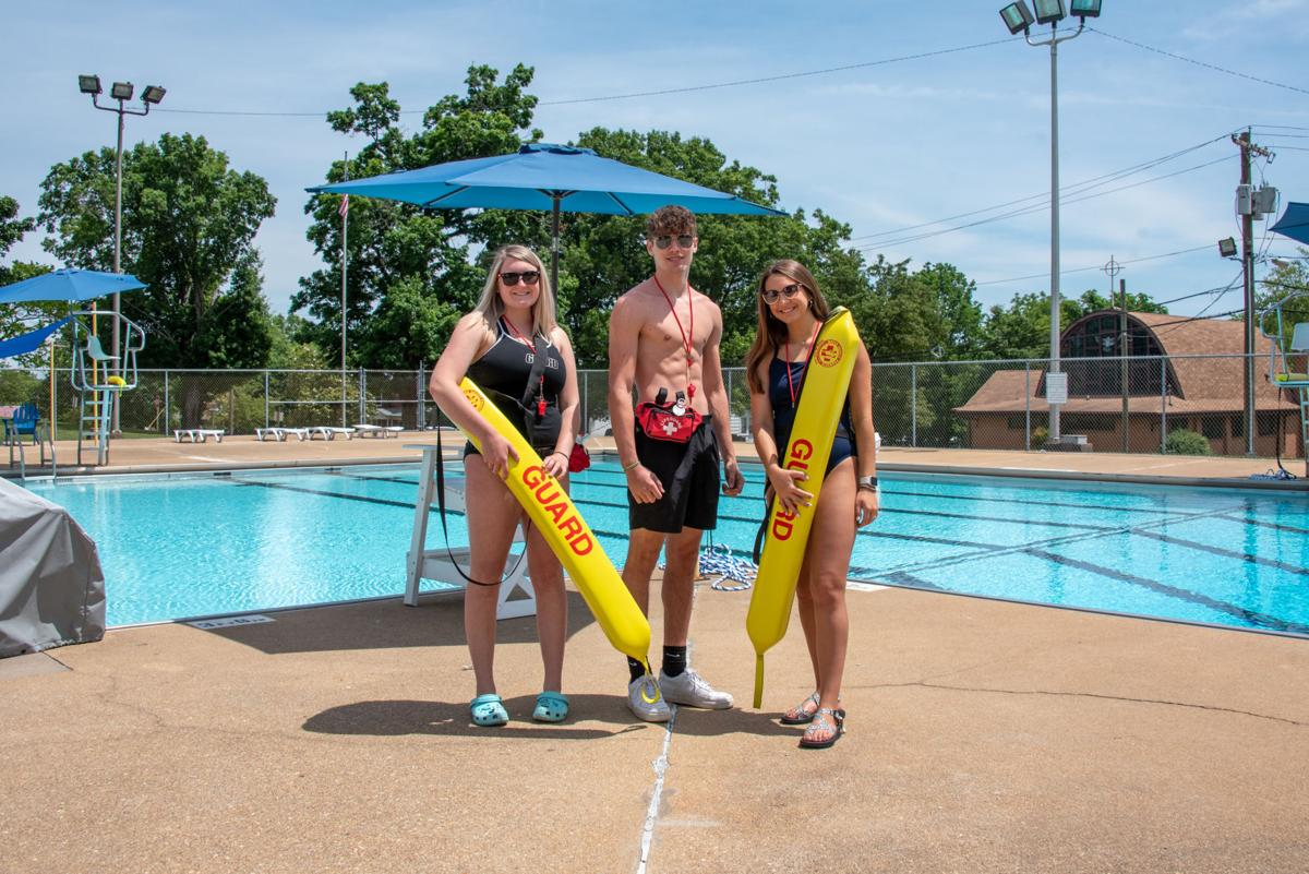City Pool opening weekend