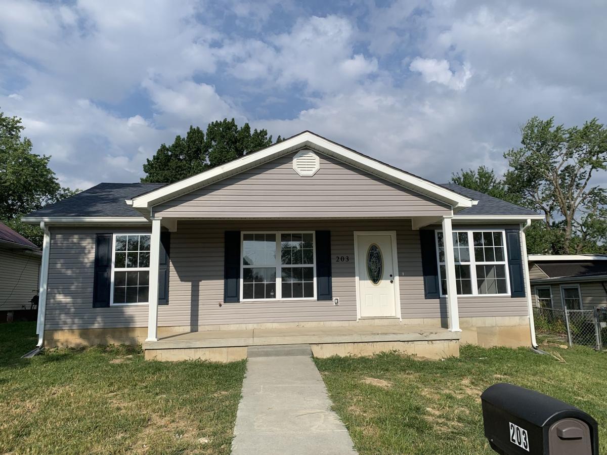 Habitat dedicates 27th house