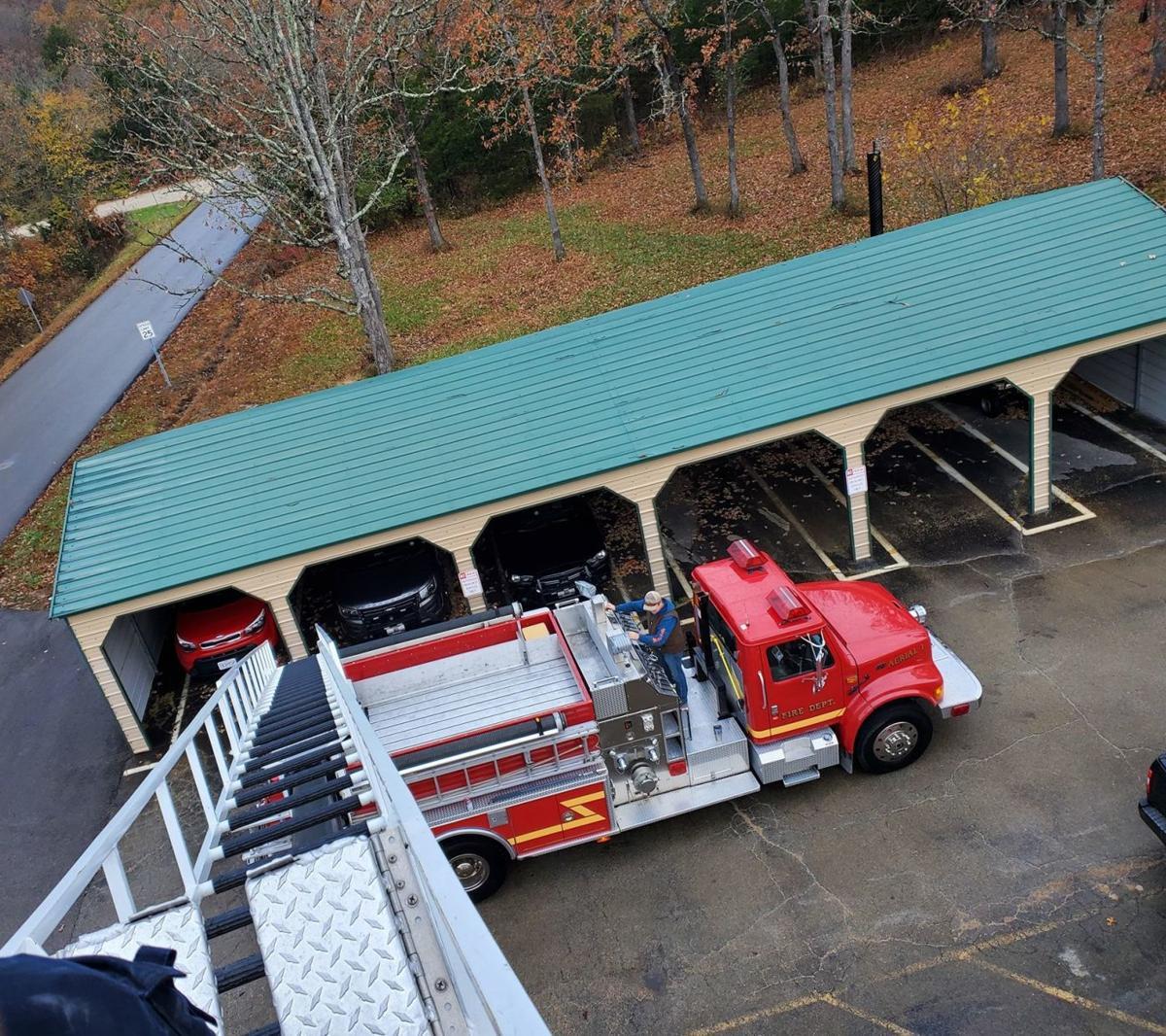 TDL puts new ladder truck on road