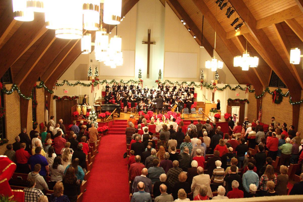MAC Community Singers, MAC Singers to perform Messiah