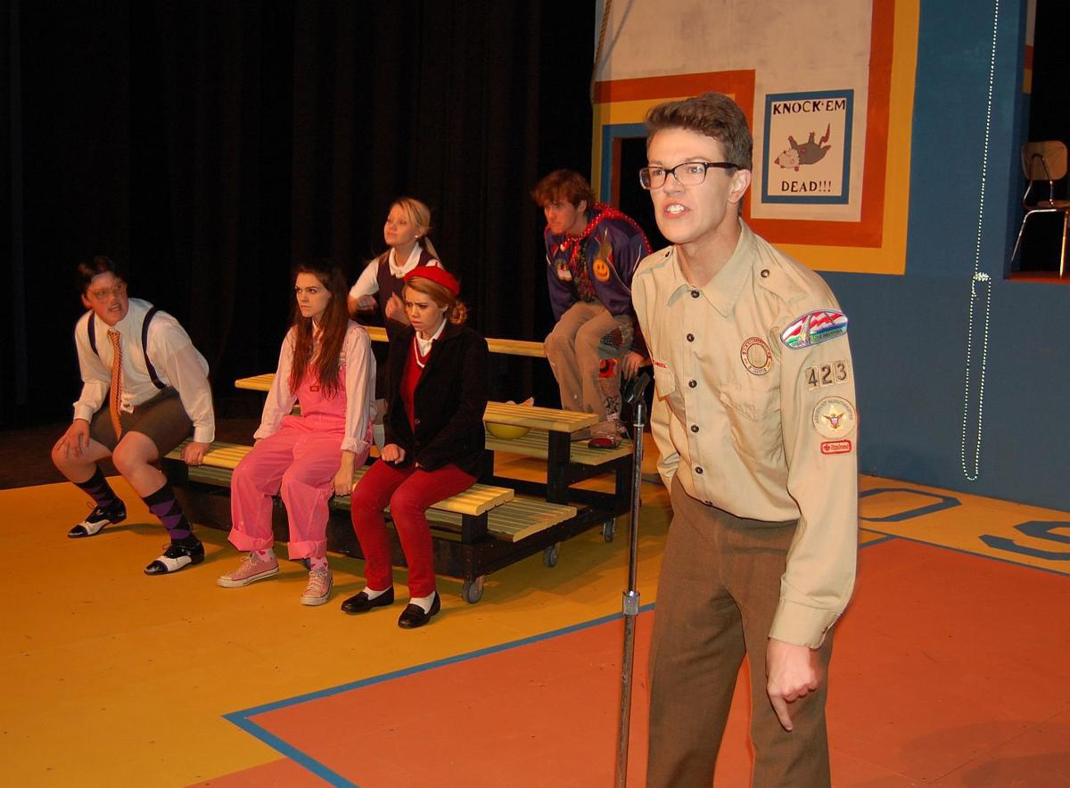 Musical comedy premieres at MAC   Daily Journal News
