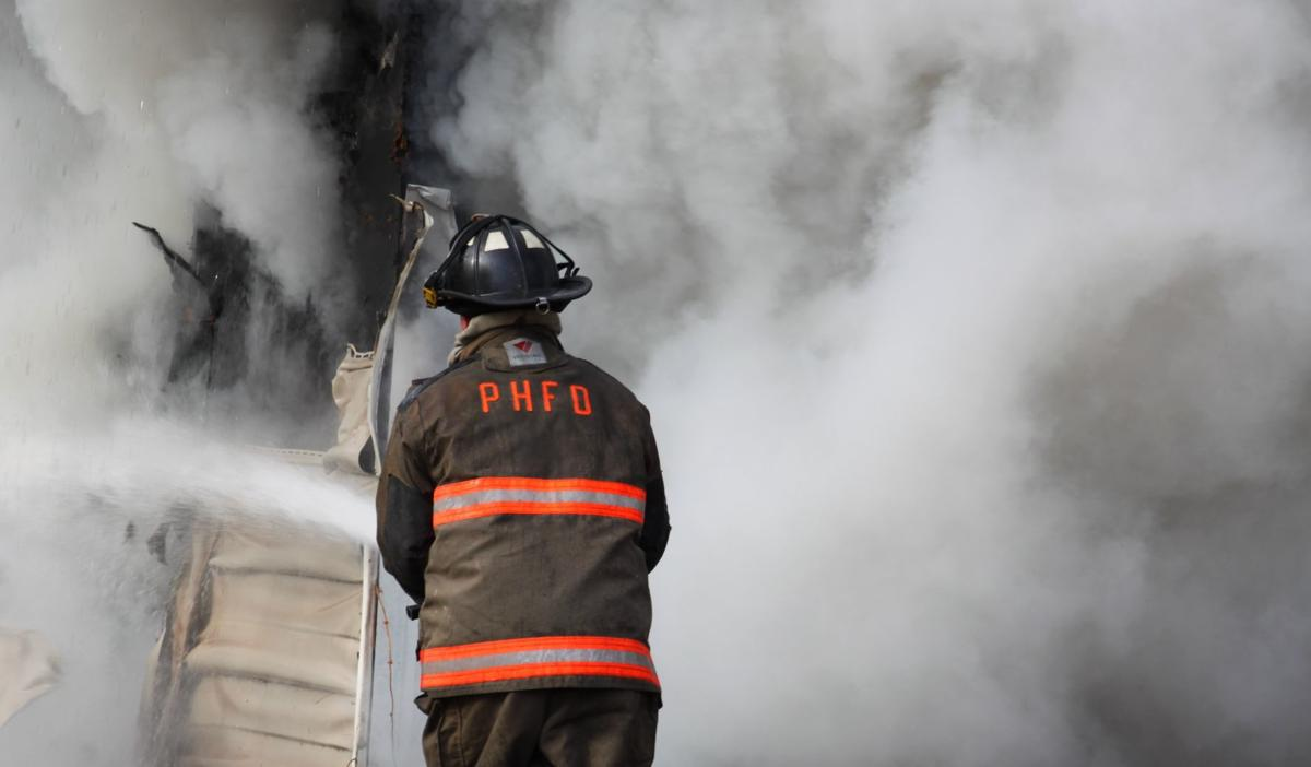 PH firefighter
