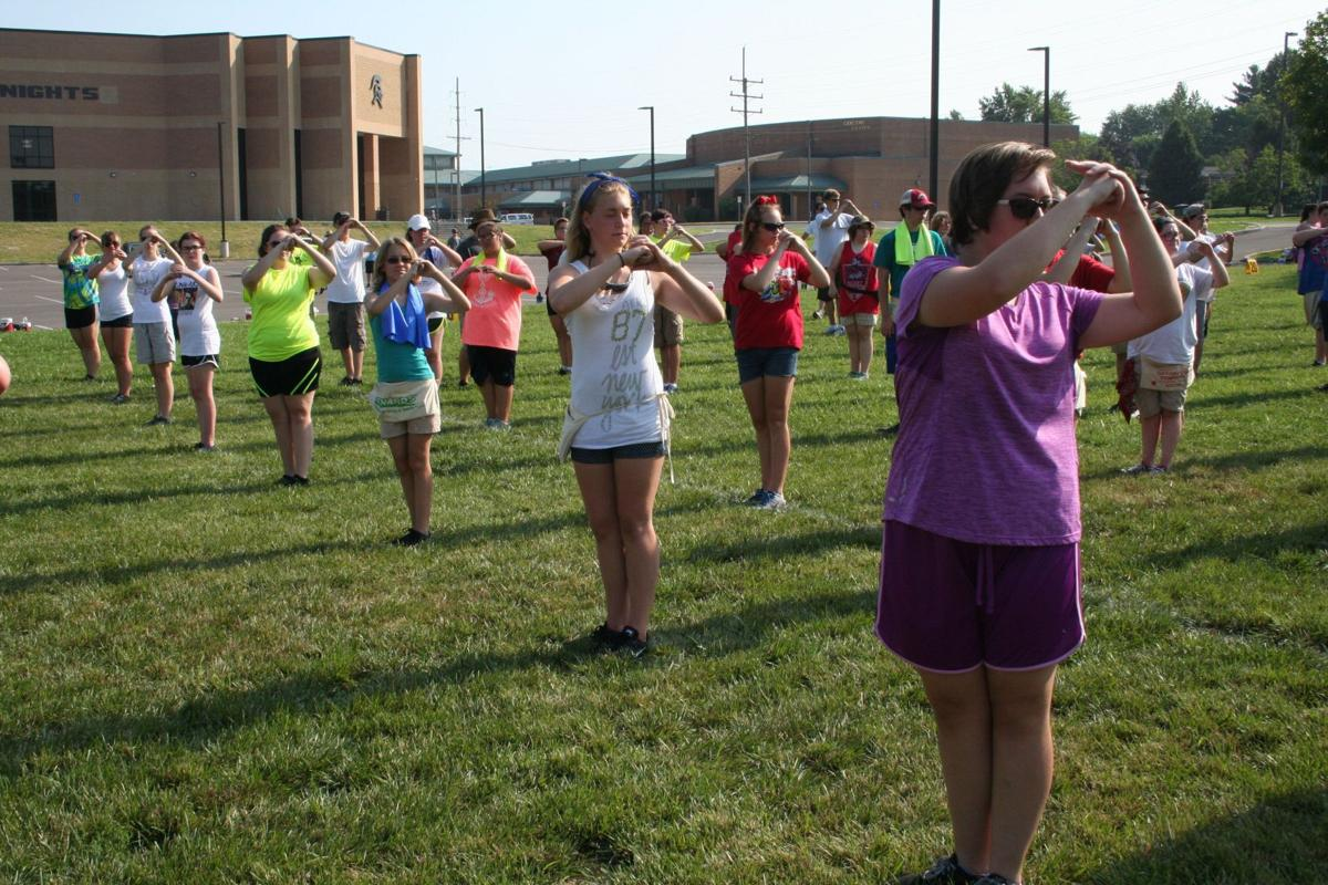 Black Knight Marching Band begins another season