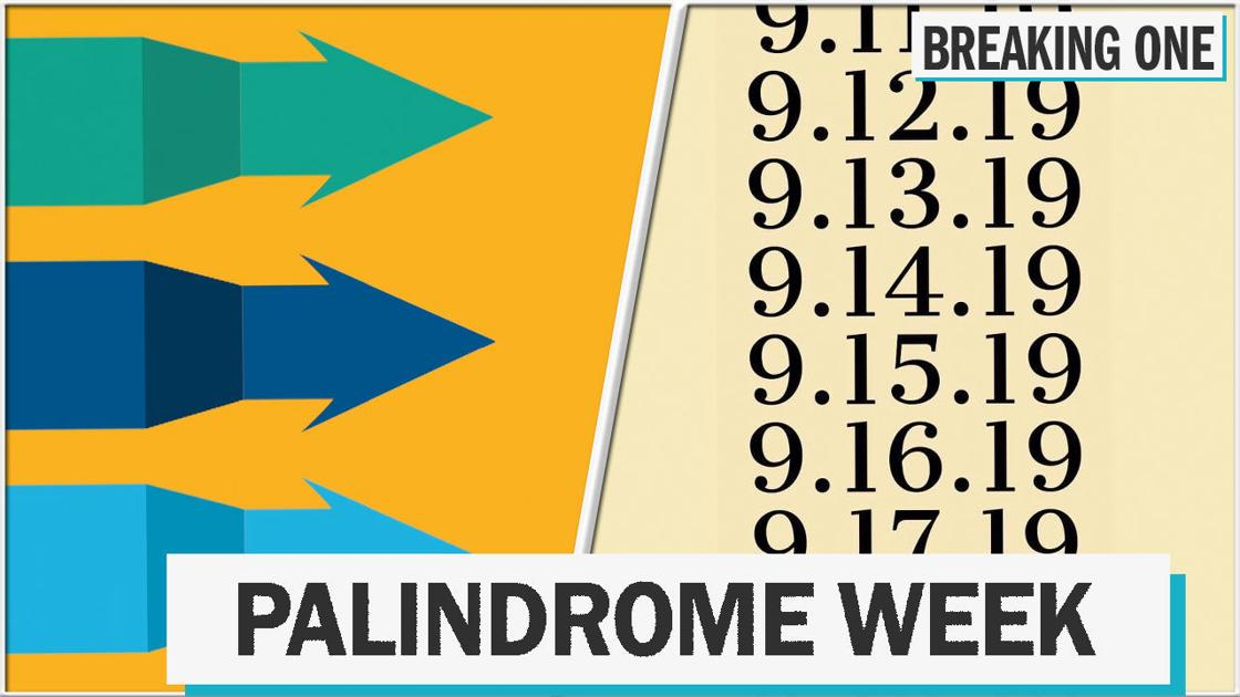 It's the last Palindrome Week of the century