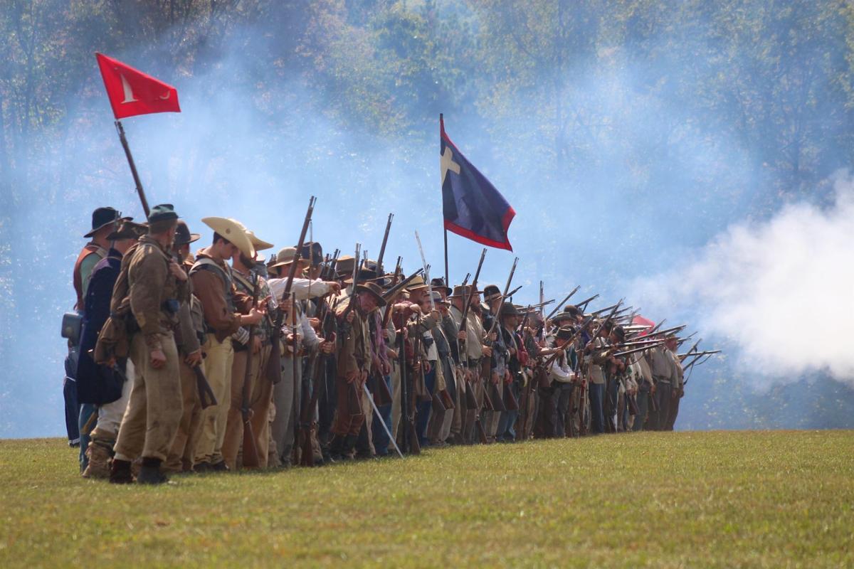 The day Farmington flew the 'Confederate Flag'