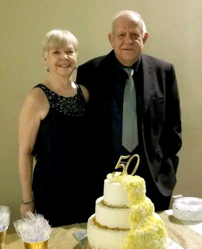 Sagos celebrate 50 years of marriage