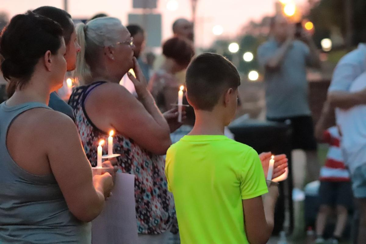 Prayer vigil marks five years since Messer disappearance