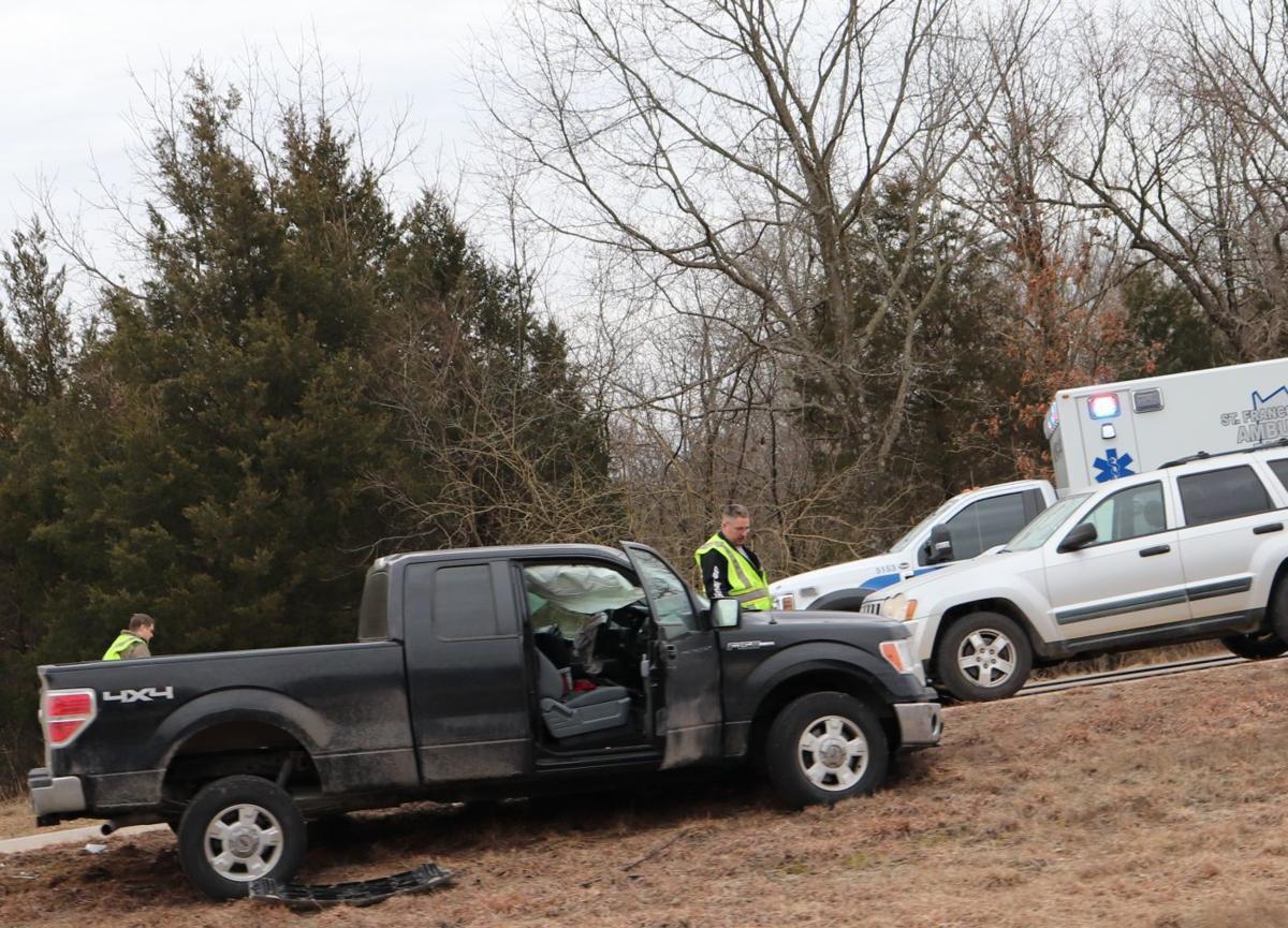 Crash on Highway 32