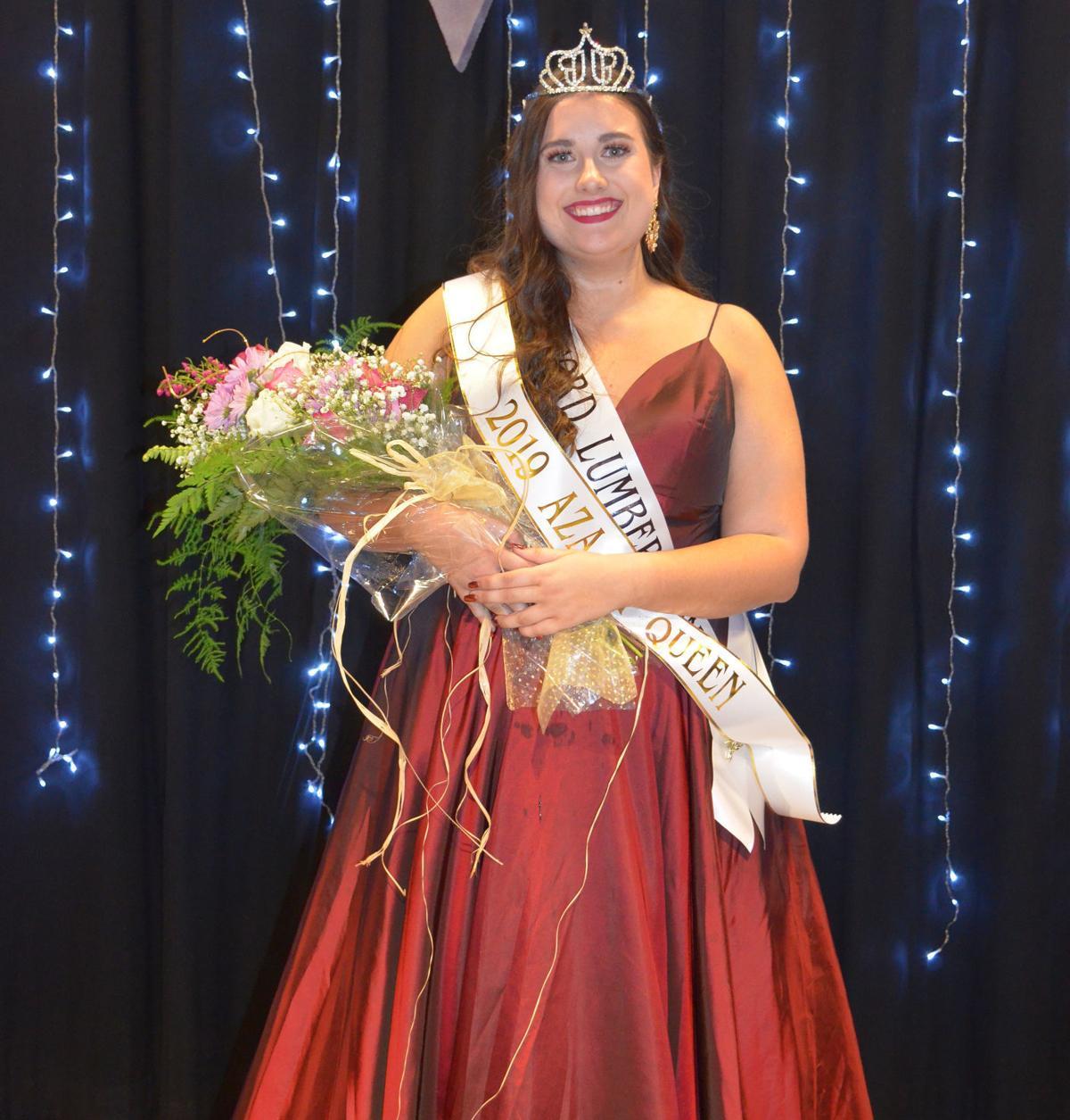 2019 Azalea Queen