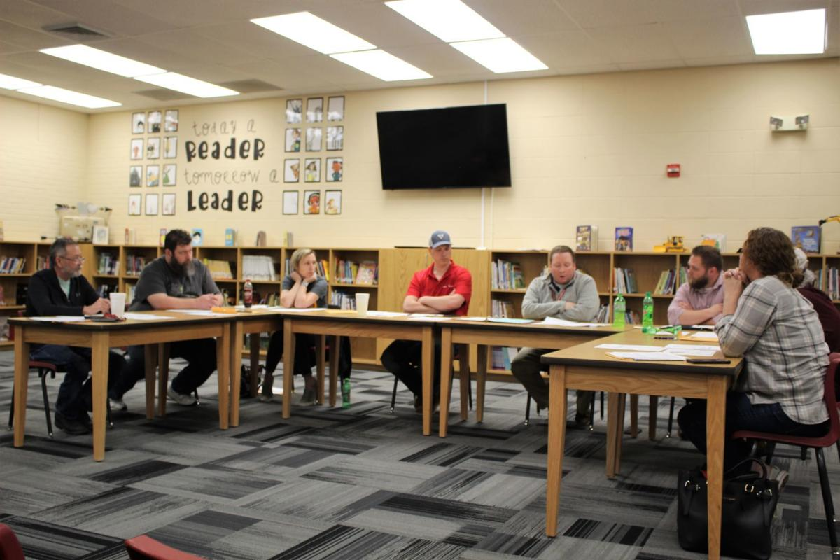 Bismarck School Boards hears update as students are at home