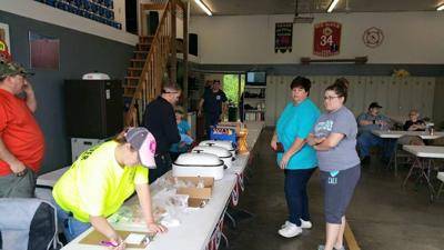 Fire dept. hosts barbecue today