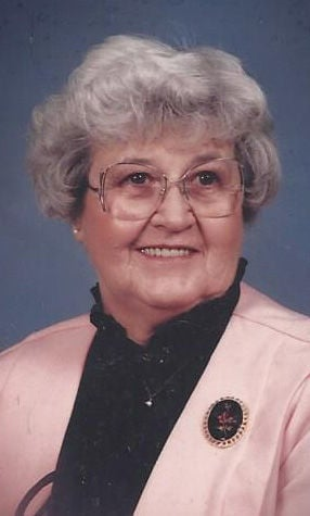 Betty Irene (Banks) Keeler