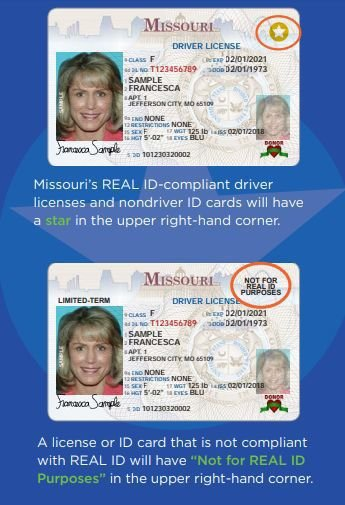 Missouri prepares for REAL ID mandate