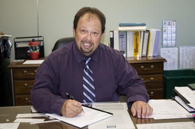 Coffman new superintendent