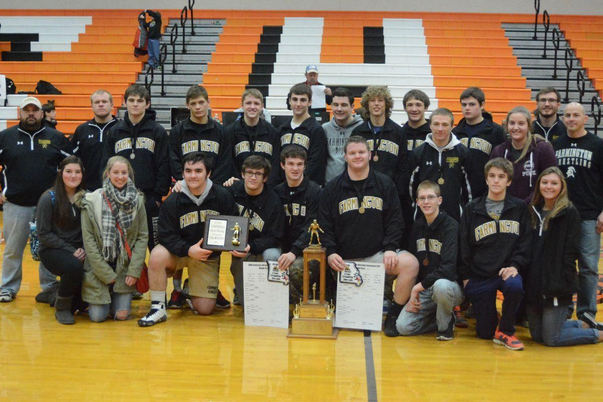 Knights capture 1st in SEMO tourney