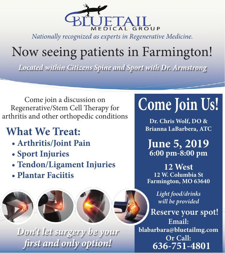 Bluetail Medical Group - Now Seeing Patients In Farmington