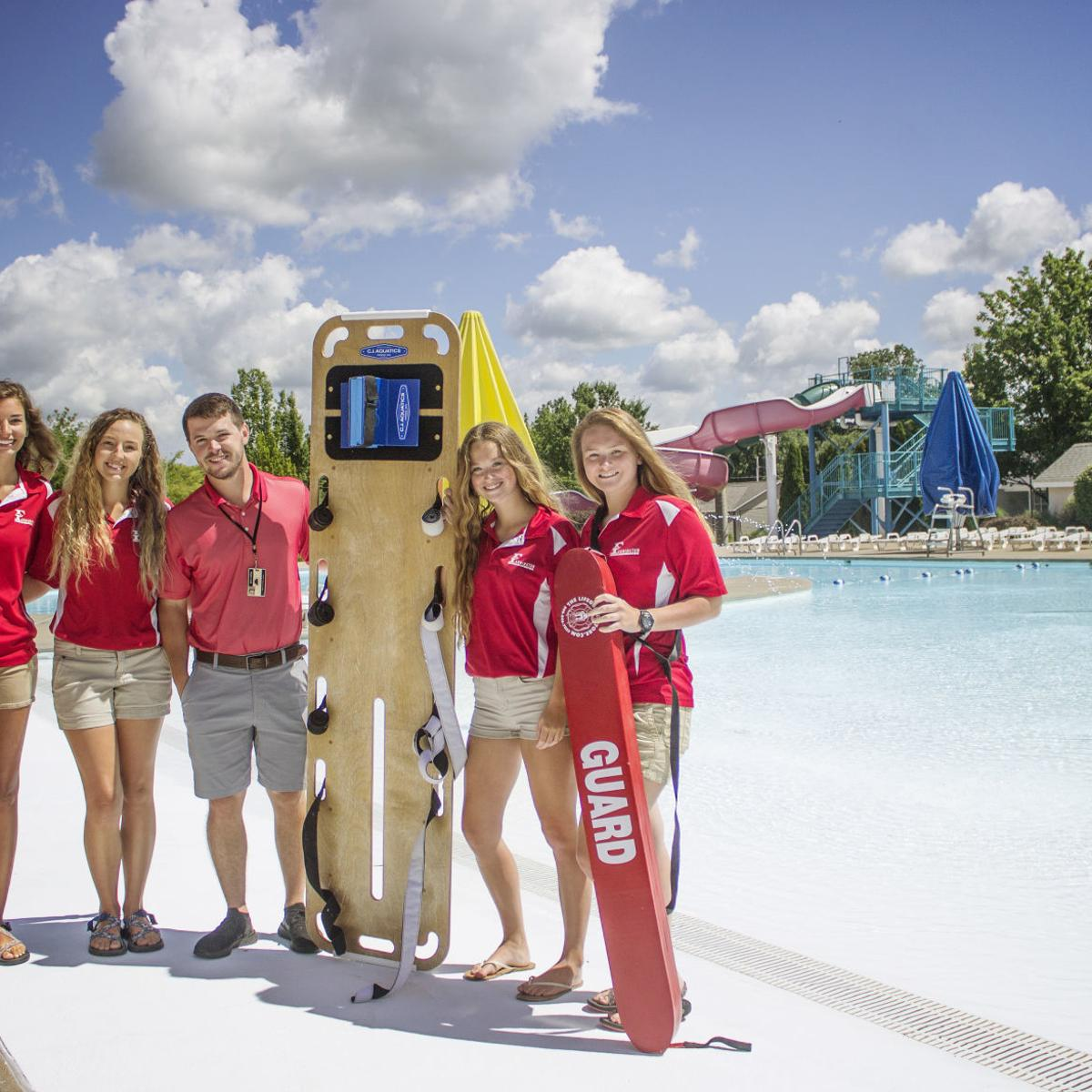 Behind The Scenes At The Water Park Local News Dailyjournalonline Com
