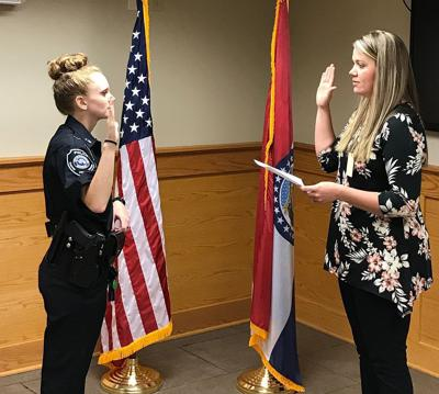Bryson Joins Farmington Police Department