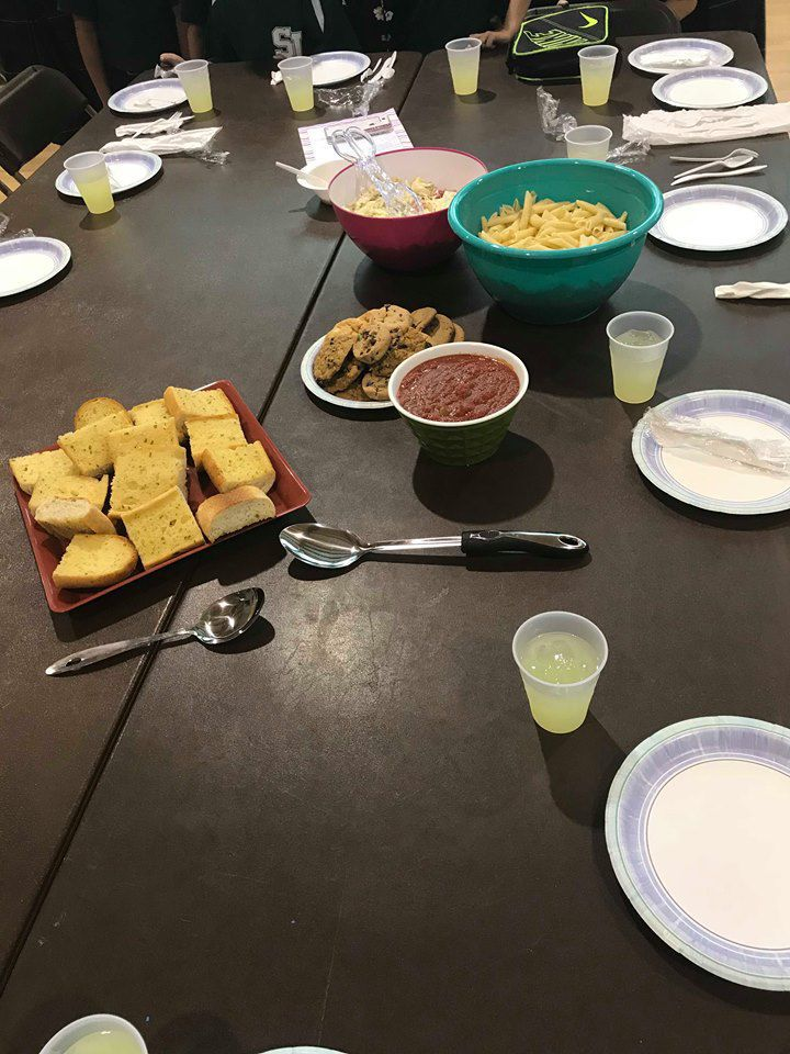 'Faith Family Dining Day' is more than a meal