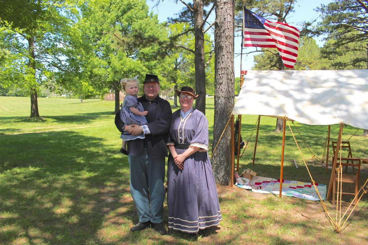 State legislature honors local Civil War educators