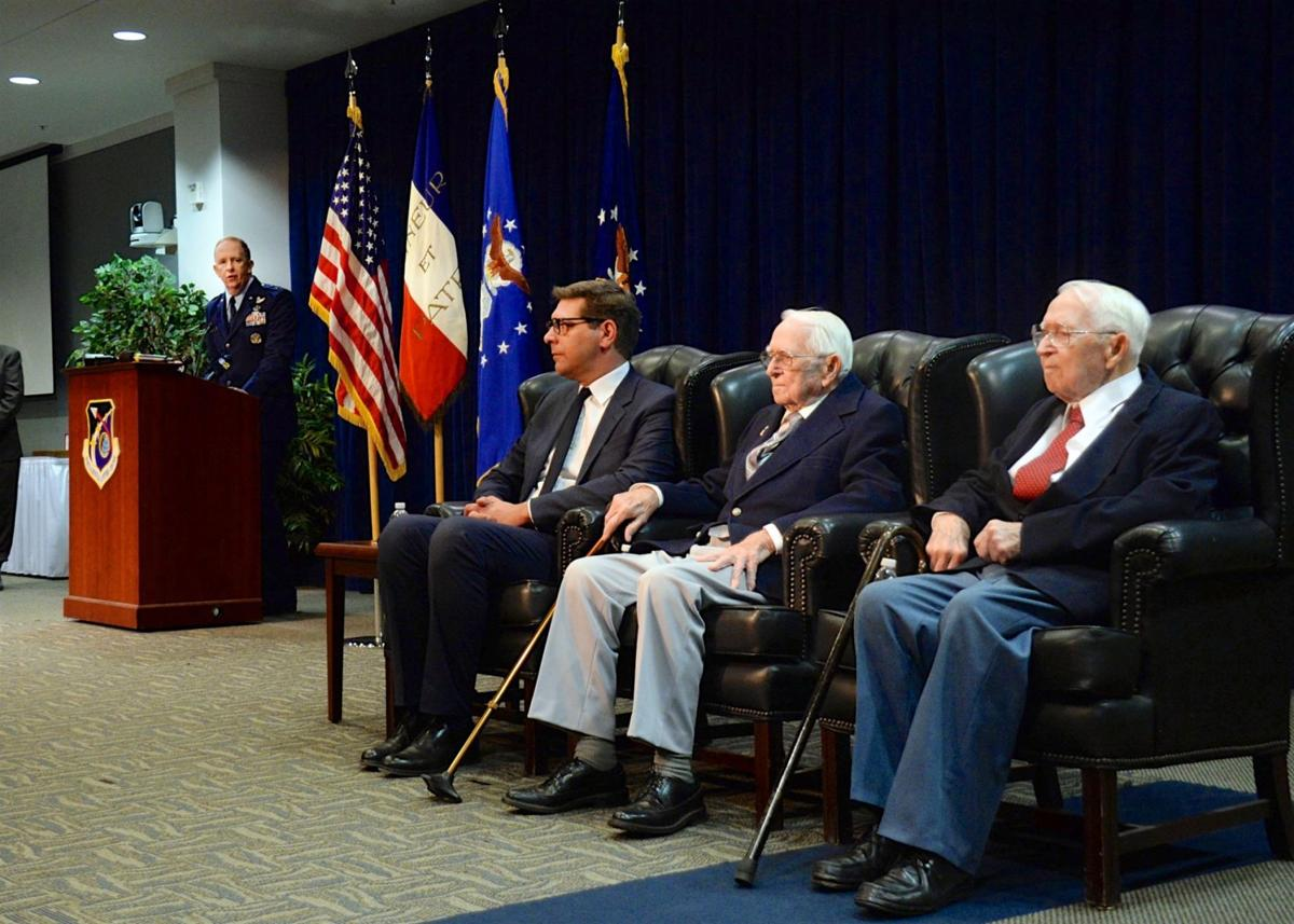 Twin WWII vets receive Legion of Honor medal