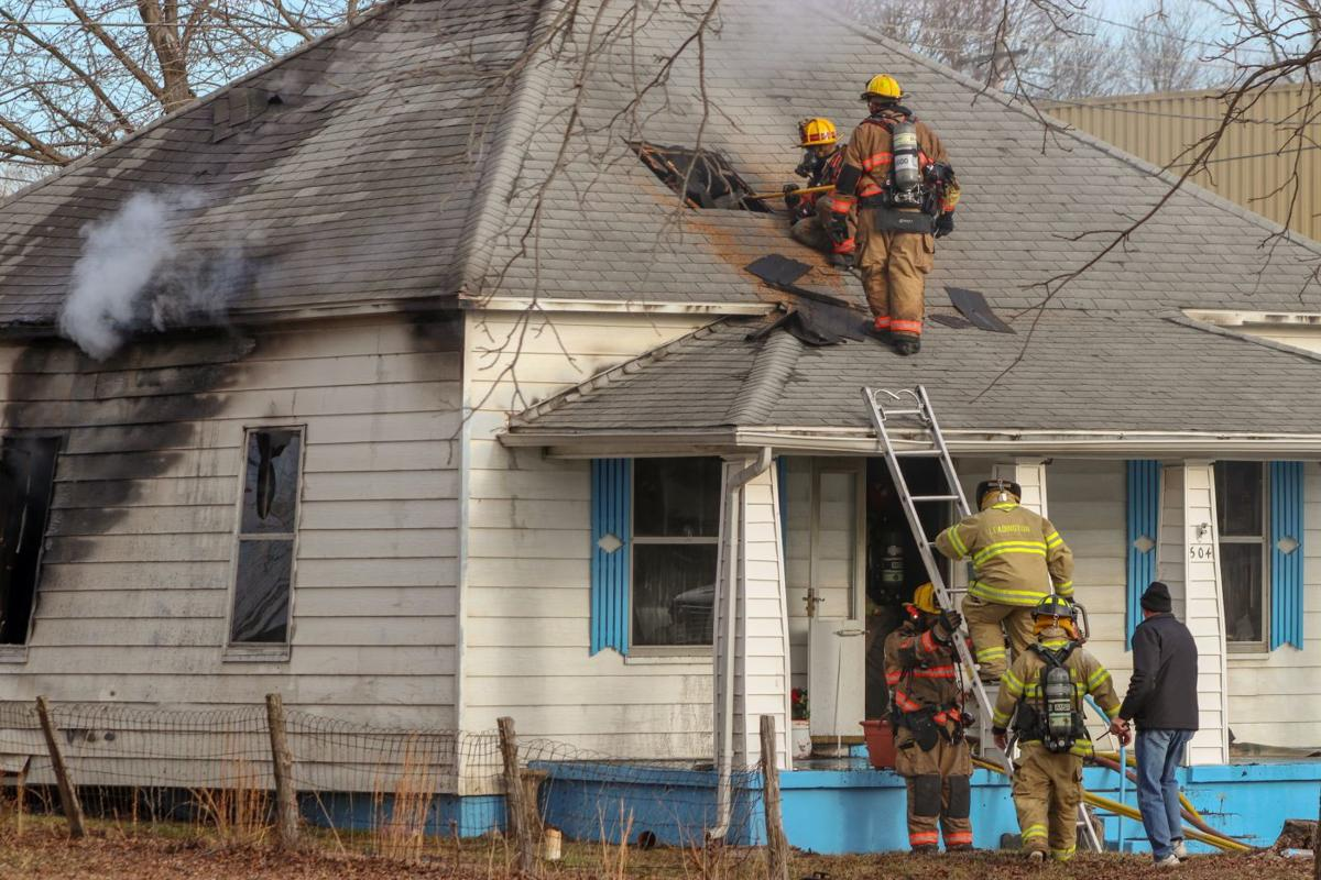 Several departments respond to Desloge fire