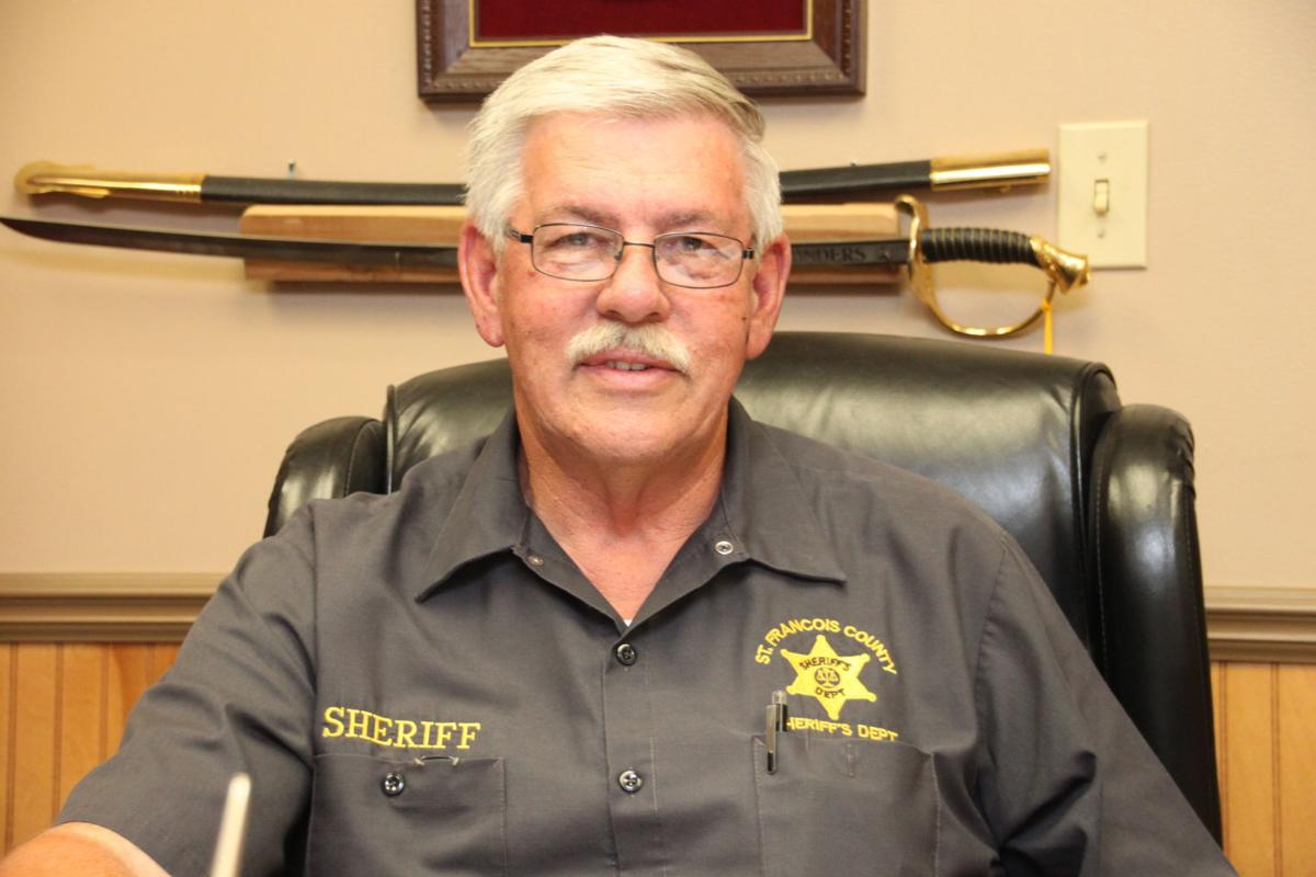 Bullock looks back on 25 years as sheriff | Daily Journal