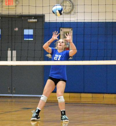 Roundup Volleyball