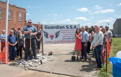 Guardian SSA Groundbreaking