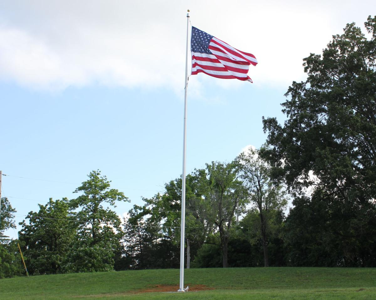 High School Alumni To Hold Flagpole Dedication For