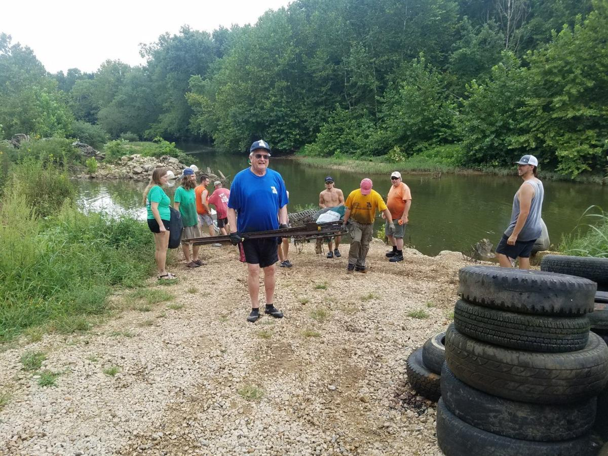 Stream Clean makes headway on Big River