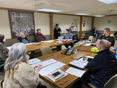 Fredericktown City Council Jan. 11