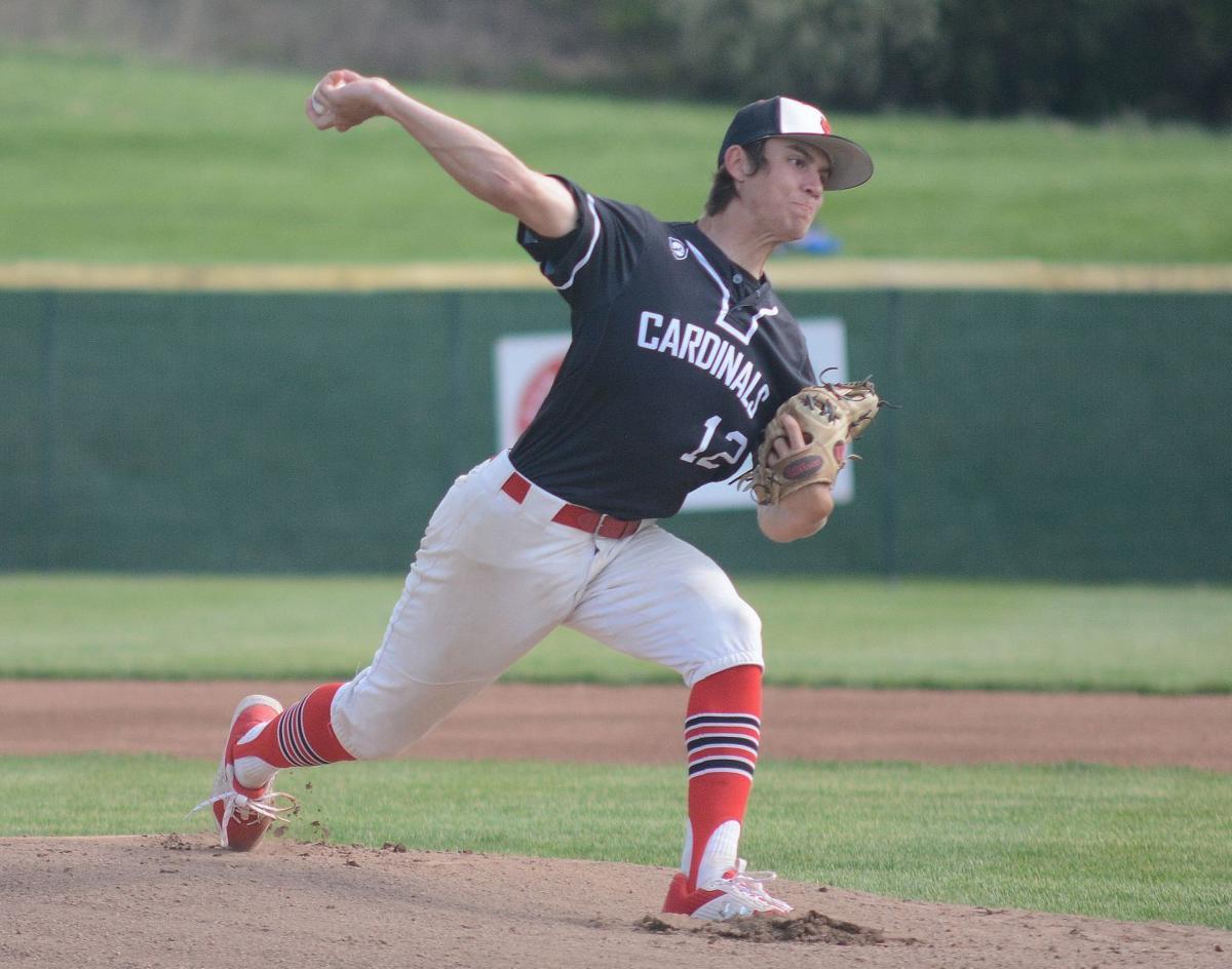 Hartman earns pitching accolade