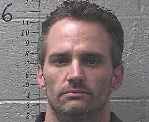 Local man tracked and located by K-9, charged with burglary
