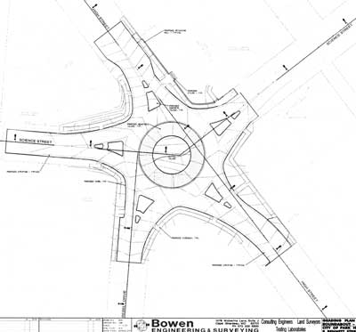 Intersection Leaves Drivers Uncertain