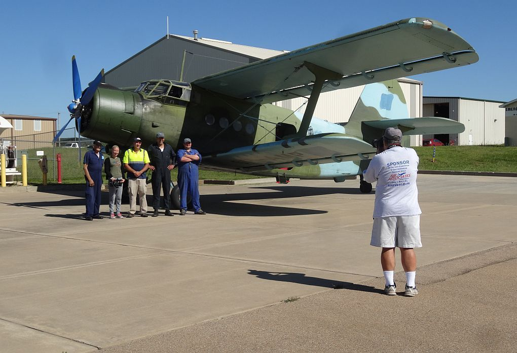 'Once in a lifetime' trip makes stop in Farmington