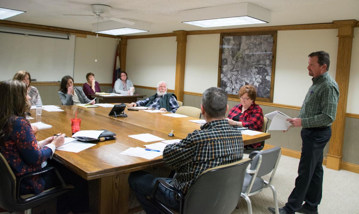 Fredericktown City Council