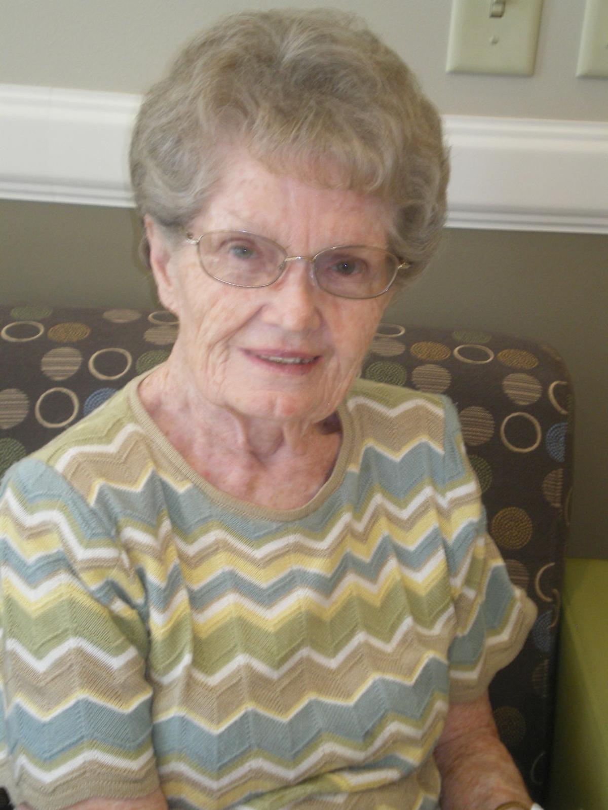 Mineral Area Retired Teachers honor Pat Allen